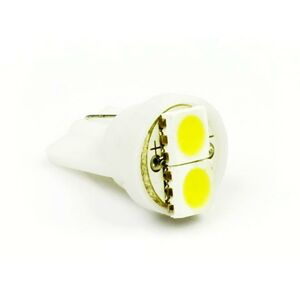 Interlook LED auto žárovka LED W5W T10 2 SMD 5050